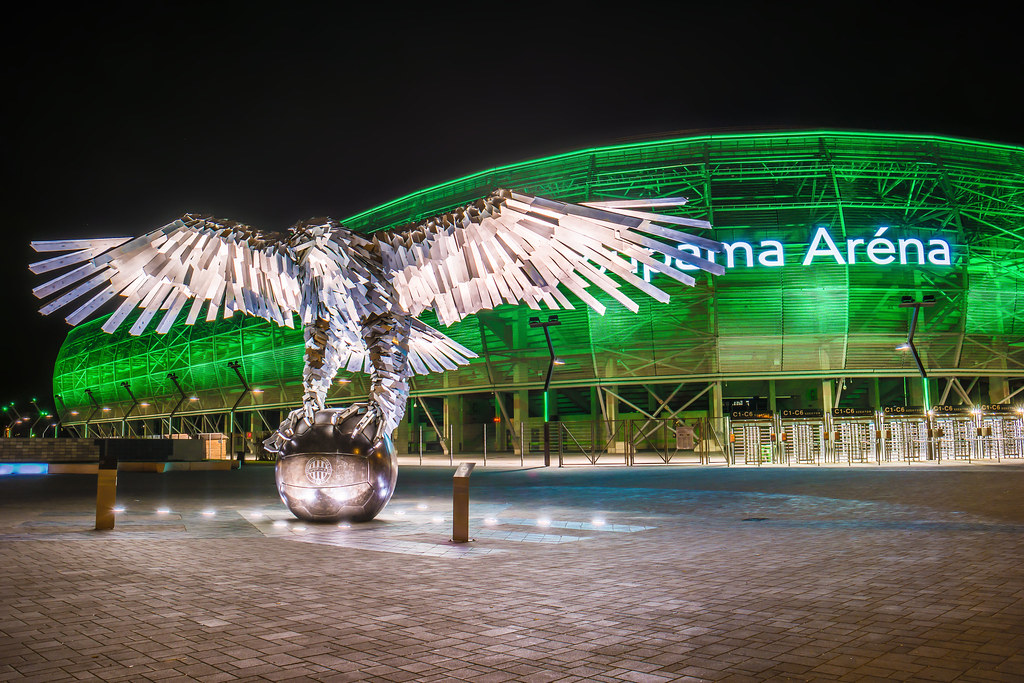 Groupama Arena Budapest Marcell Katona Flickr