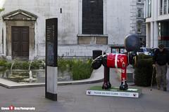 THE GUARDIAN No.30 - Shaun The Sheep - Shaun in the City - London - 150512 - Steven Gray - IMG_0516