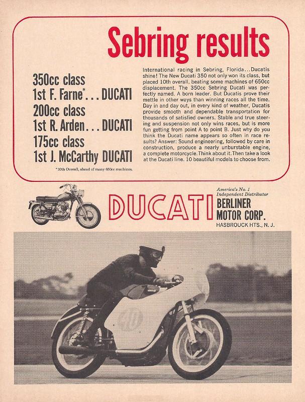 Ducati Sebring