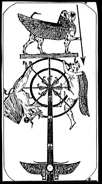 roda da fortuna tarot