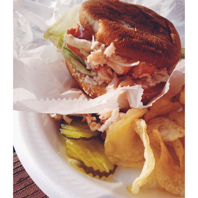 Lobstah roll, bub. #207gram