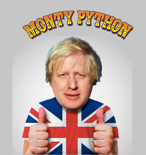 Monty Python Character Appointed UK Foreign Minister
