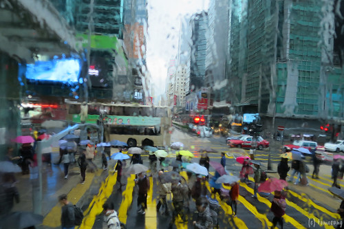 Mong Konk in Rain