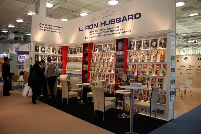 L. Ron Hubbard - London Book Fair 2015