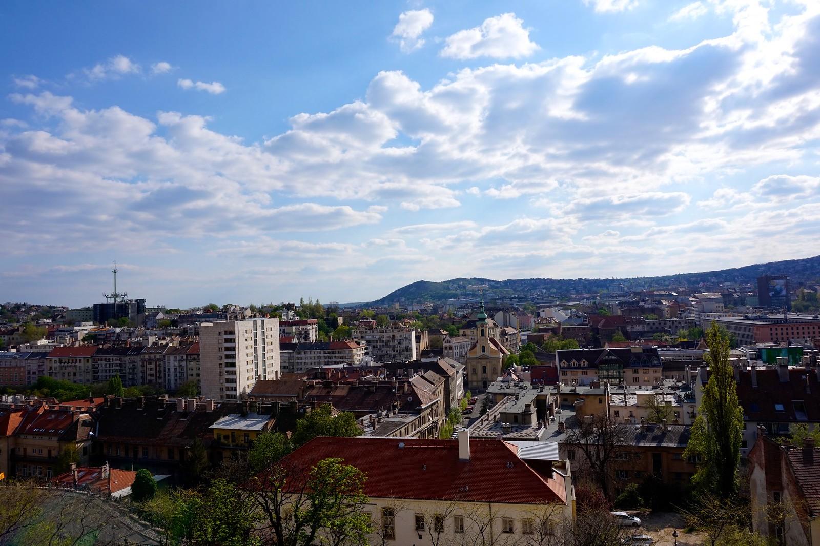 Interrailing Budapest 10