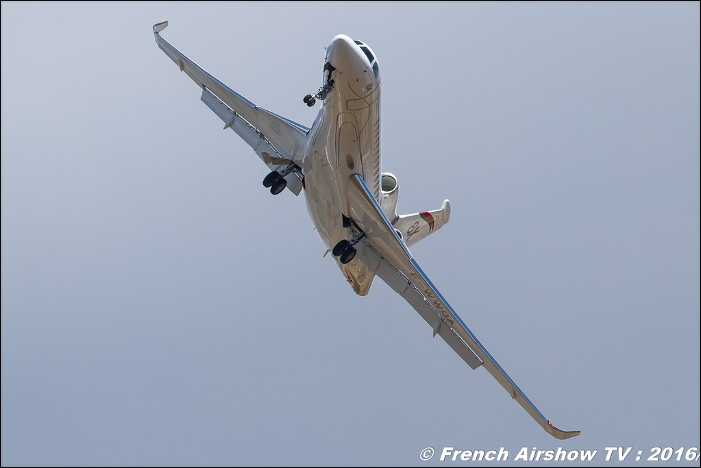 Dassault Aviation , Falcon 8X , Meeting de l'air BA-125 Istres 2016 , Meeting Aerien 2016
