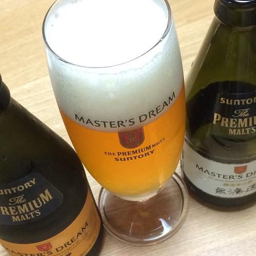 ビール:マスターズドリーム無濾過