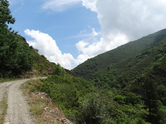 Val de Quiroga en la PR-G 193 Ruta do Val de Quiroga