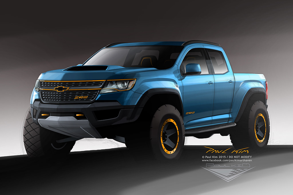 chevrolet colorado zr2 concept design please read the albu flickr. Black Bedroom Furniture Sets. Home Design Ideas