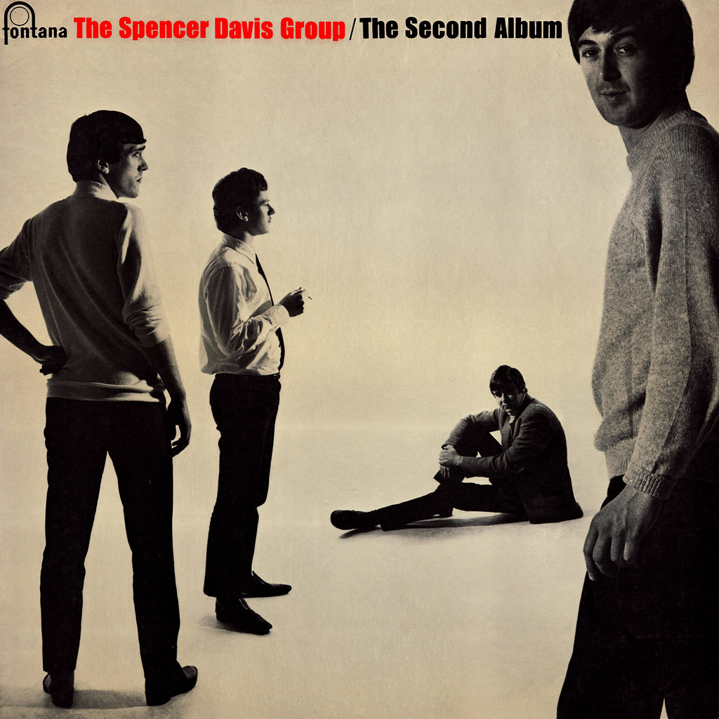 Spencer Davis Group ‎- The Second Album