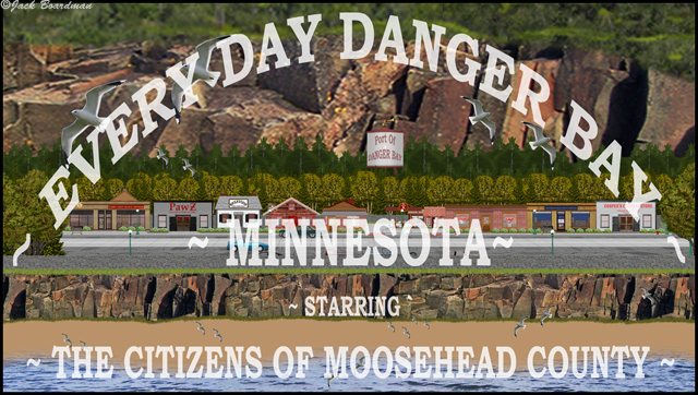 Every Day Danger Bay Banner ©Jack Boardman