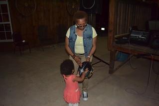 027 Shaking The Tambourine