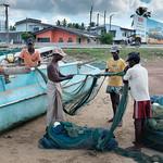 Galle fishermen
