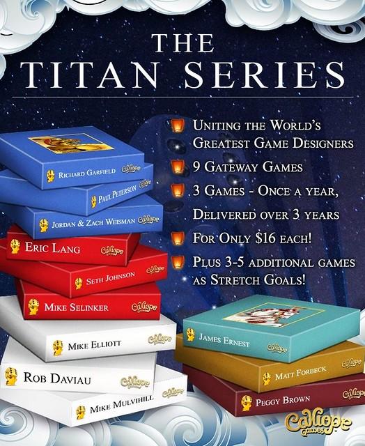 005 - The titan Series