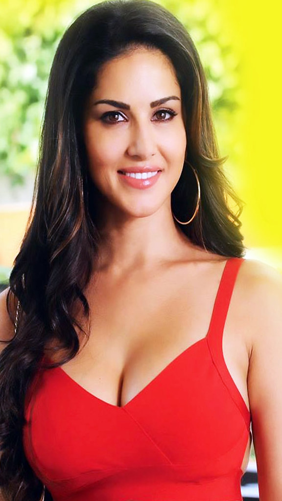 Bollywood Hottest Actress Sunny Leone Android Wallpapers