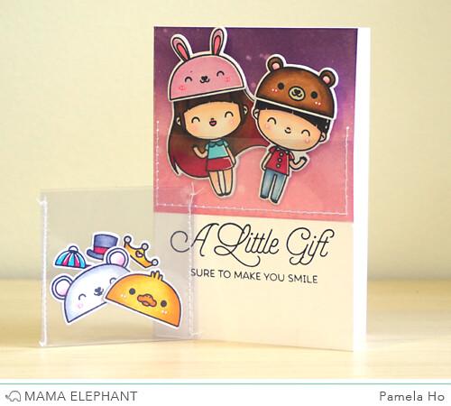 Mama Elephant DS - Pretend Play - 5