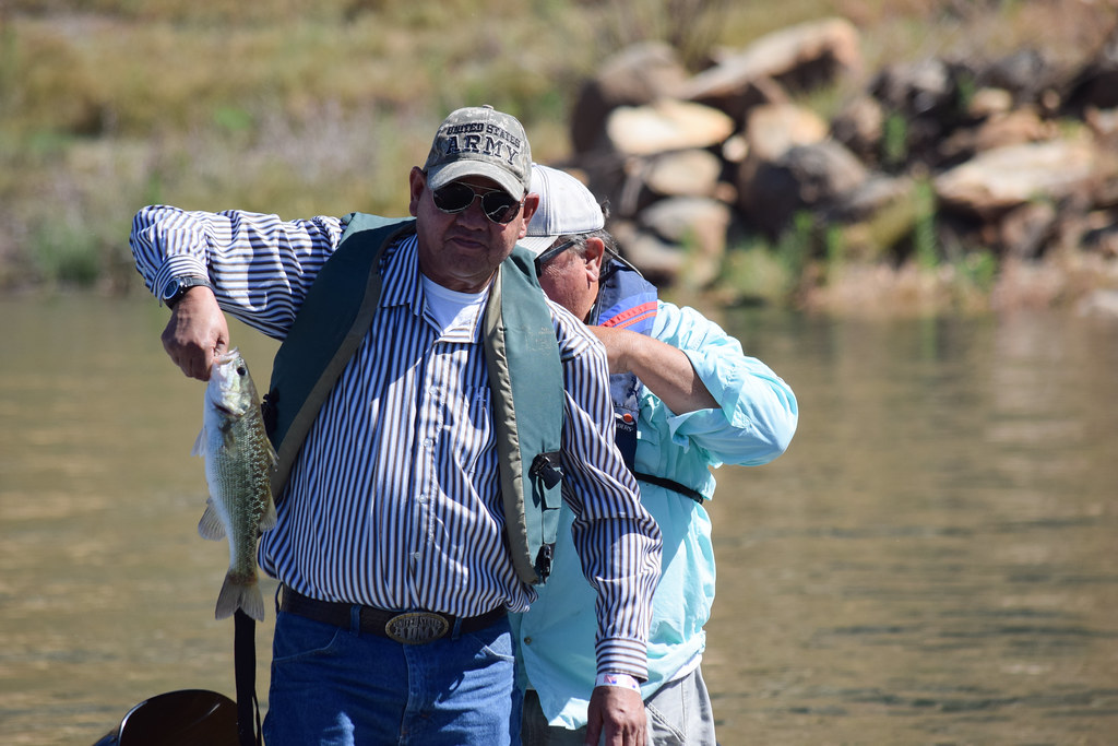 Take a Warrior Fishing 2015 at Pine Flat Lake | Pine Flat ...