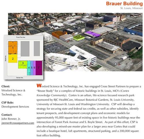 Brauer Building
