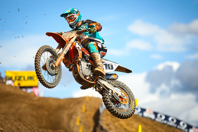 Justin Brayton Hangtown - Team BTO Sports
