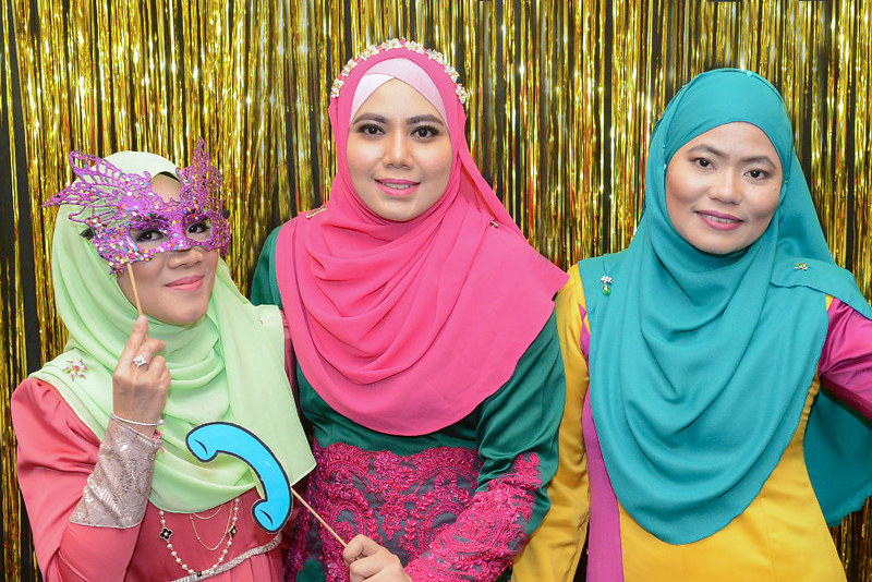Annual Dinner Photo Booth Malaysia