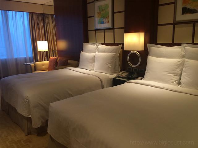 Marriott Hotel City Center - Bedroom