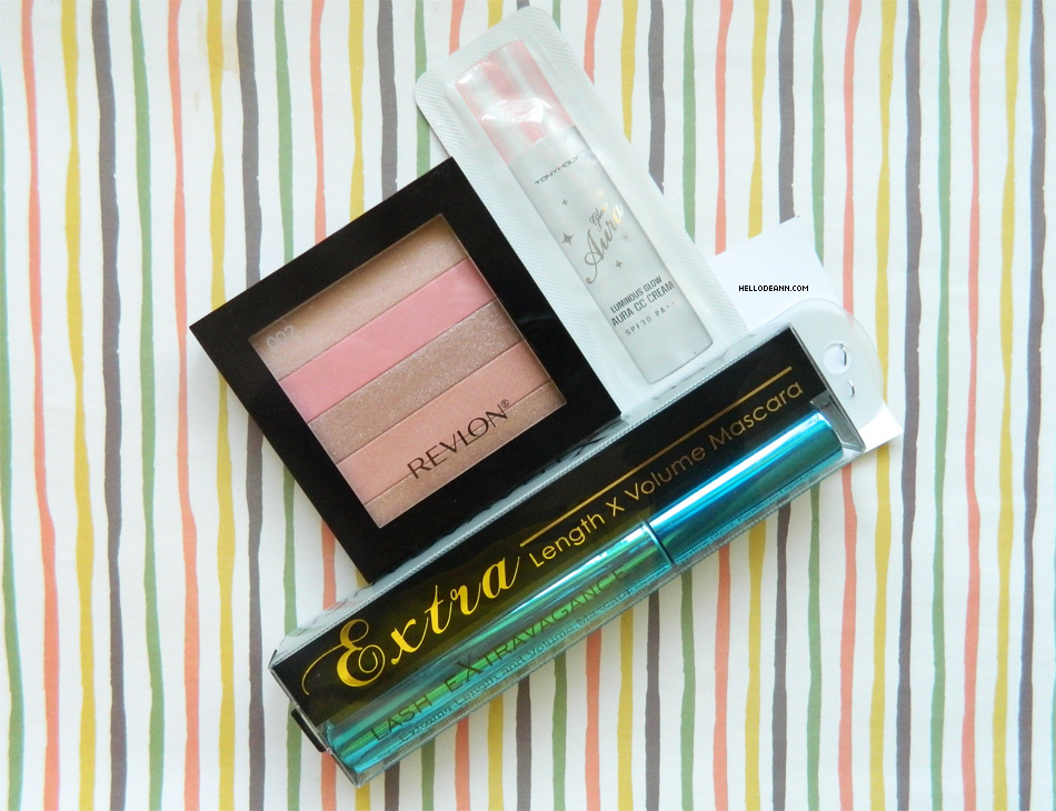 Spring Into Beauty April BDJBox 2015 Revlon - Tony Moly - FS Cosmetics