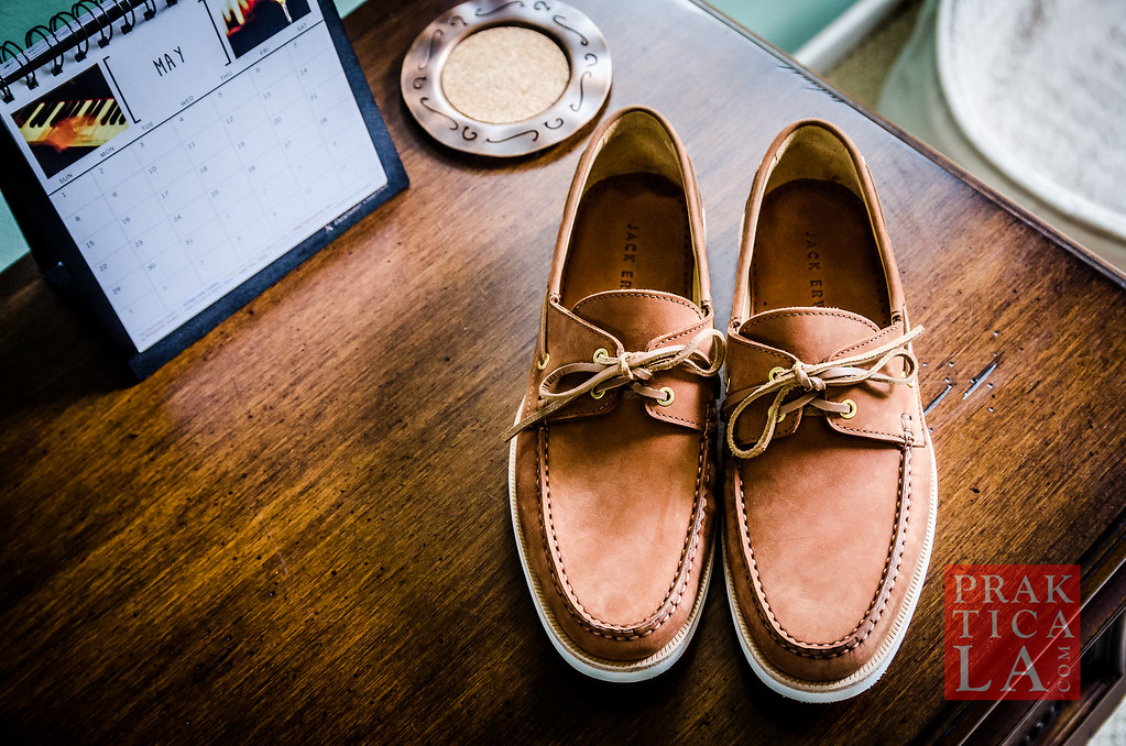 jack erwin cooper boat shoe review