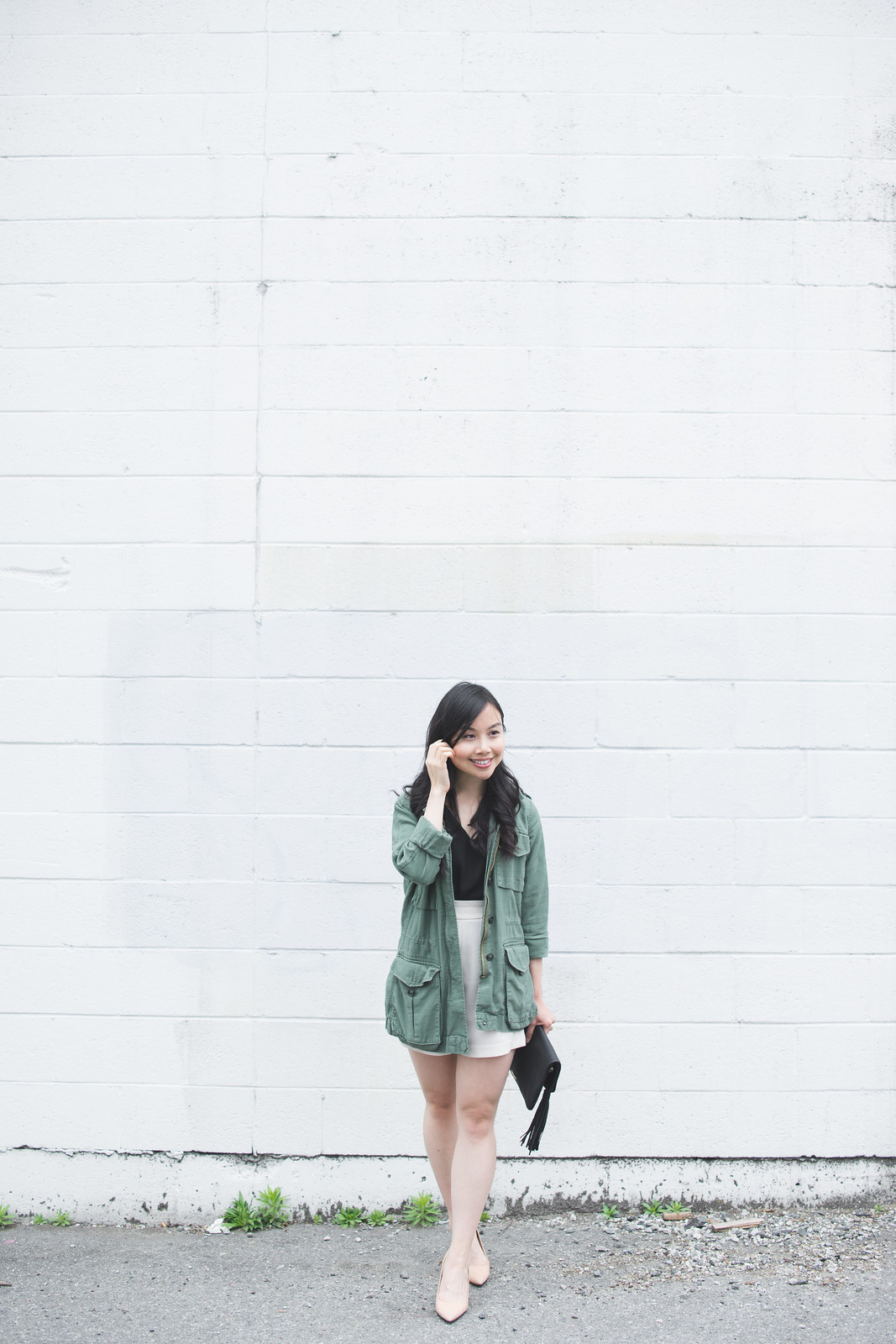 utility jacket outfit