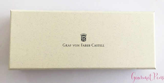 Review Graf Von Faber-Castell Tamitio Fountain Pen @PenBoutique 1