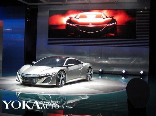 Authentic NSX will eventually show up in Geneva, Honda announced their plans