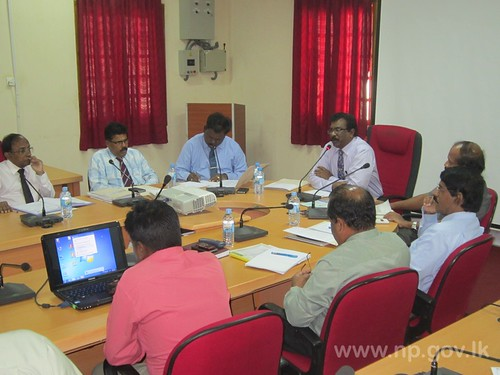 Provincial Planning Committee Meeting (1st Quarter 2015) - 9 April 2015