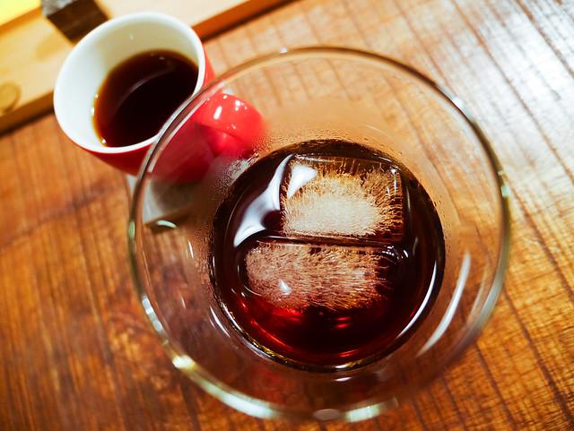 台中 西區–悶騷有型,美好單品與甜點–5春咖啡