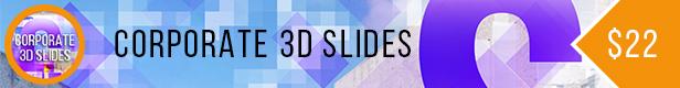 Corporate 3D Slides