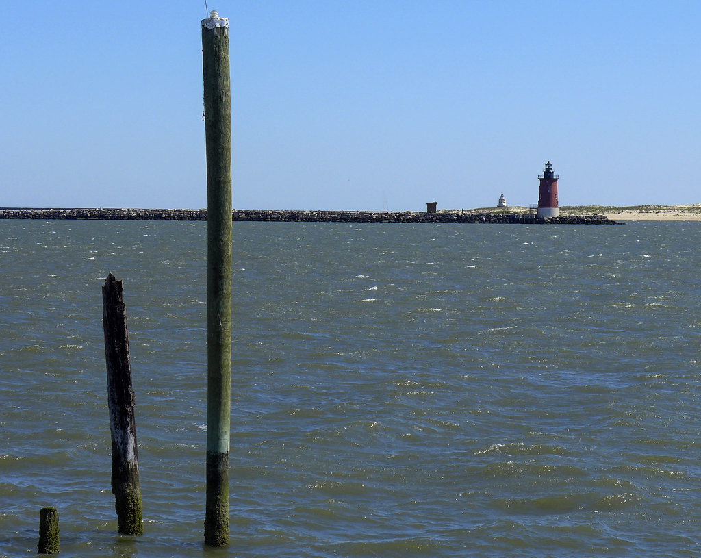 Delaware bay view from the fishing pier susan smith flickr for Fishing in delaware