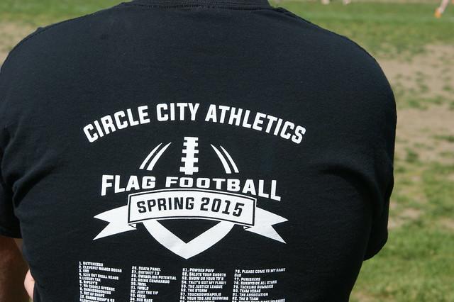 CCA shirt