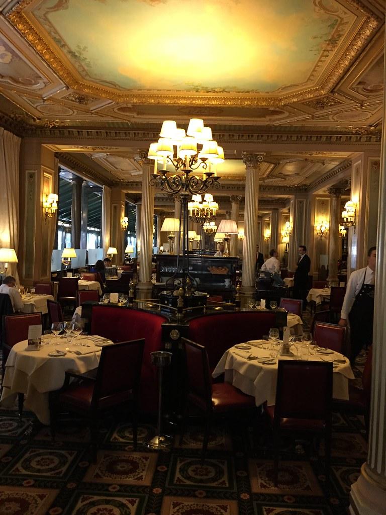 Hotel Intercontinental Paris Adrebe