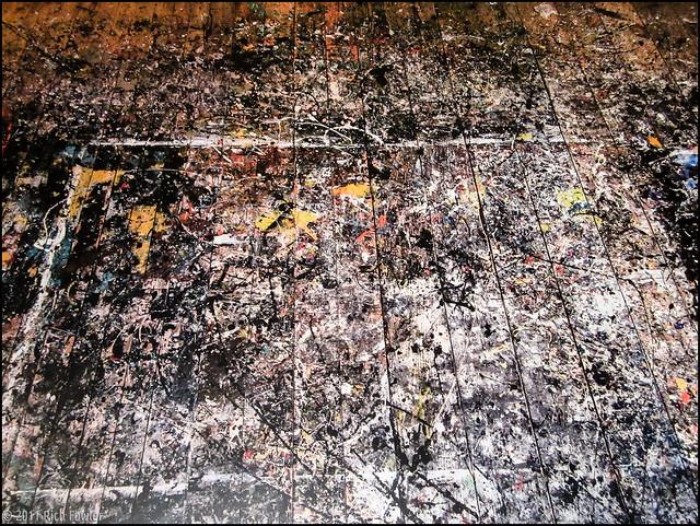 Jackson Pollock Exhbit, Aichi Prefectural Museum of Art -1