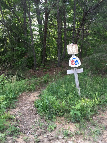 Sheltowee Trace sign