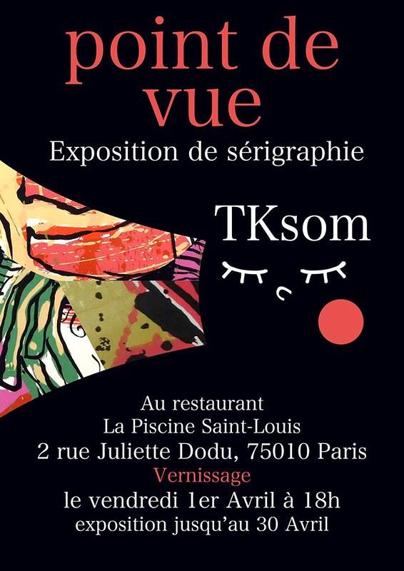 Expositions Point De Vue Piscine Saint Louis 75010 Paris