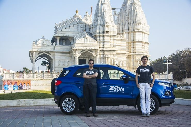 Ford's investment in India car rental platform, to enter the area of car sharing
