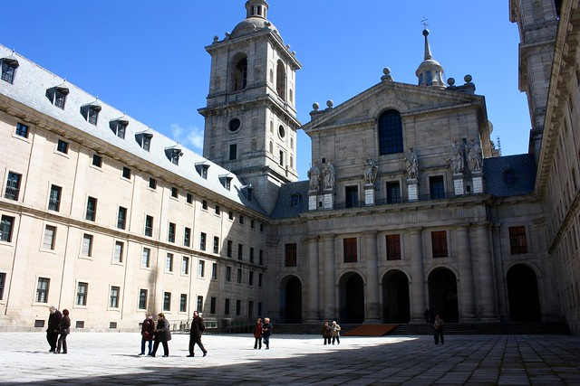 El Escorial, Spain