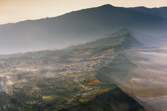 Early Morning in Cemoro Lawang [Explored]