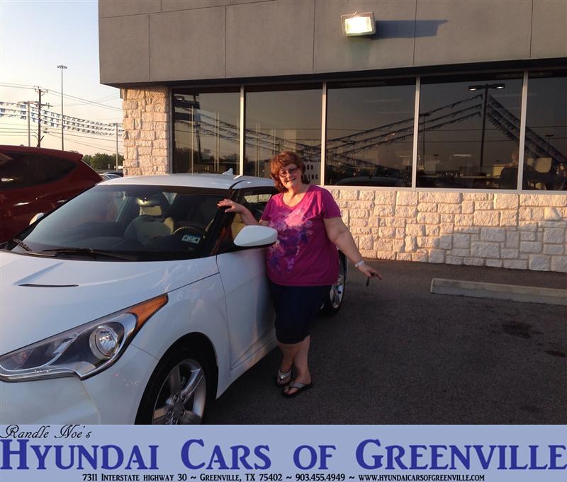 Hyundai Greenville Sc: #HappyBirthday To Virginia Brandenburg From Patrick Cook A