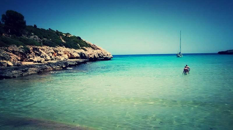 Segeln rumd um Mallorca