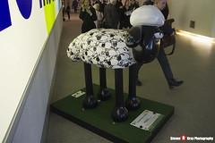 COUNTING SHEEP No.31 - Shaun The Sheep - Shaun in the City - London - 150512 - Steven Gray - IMG_0606
