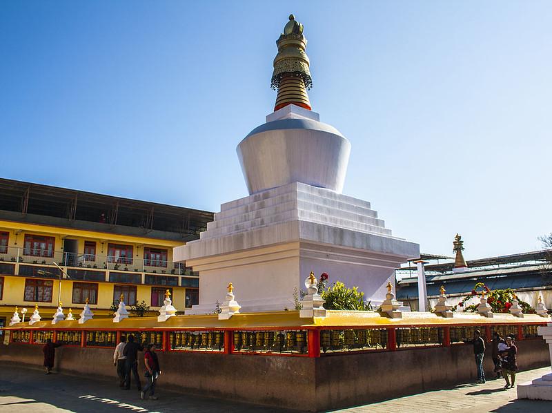 Dro-dul Chorten - Gangtok, Sikkim
