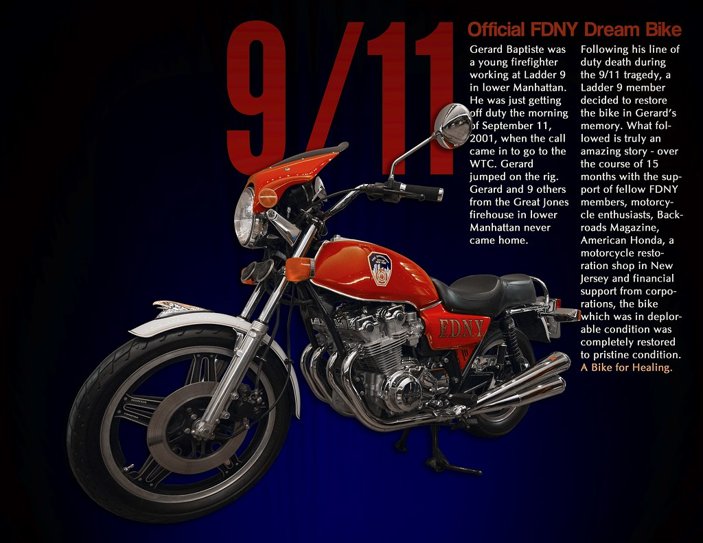 Fdny Dream Bike My Tribute Tom Reese Flickr