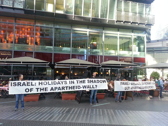 Israel: Urlaub im Schatten der Apartheid-Mauer?