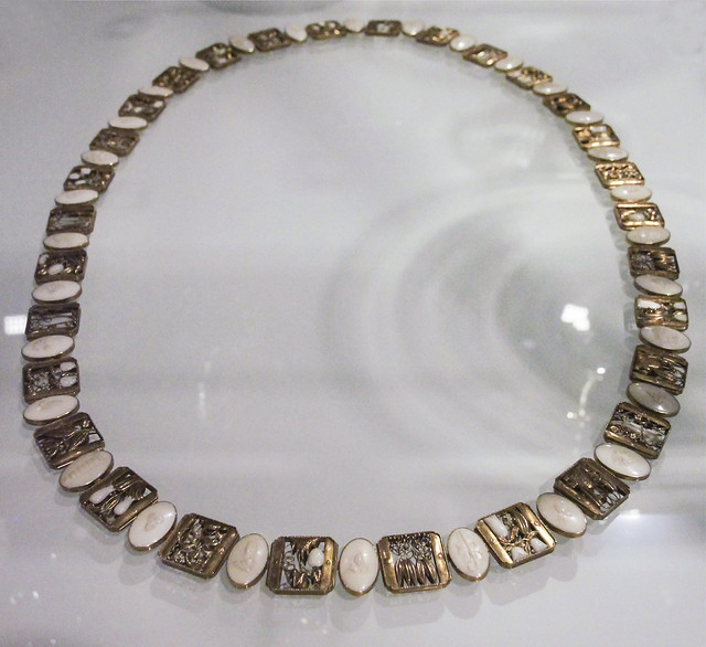 Necklace for Mada Primavesi, Vienna, 1916