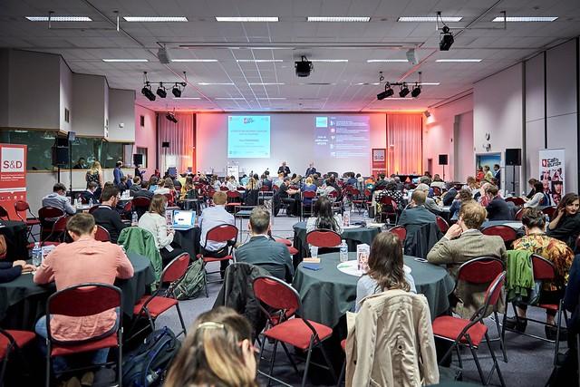 Call to Europe VI: Millennials & Politics. Day 1